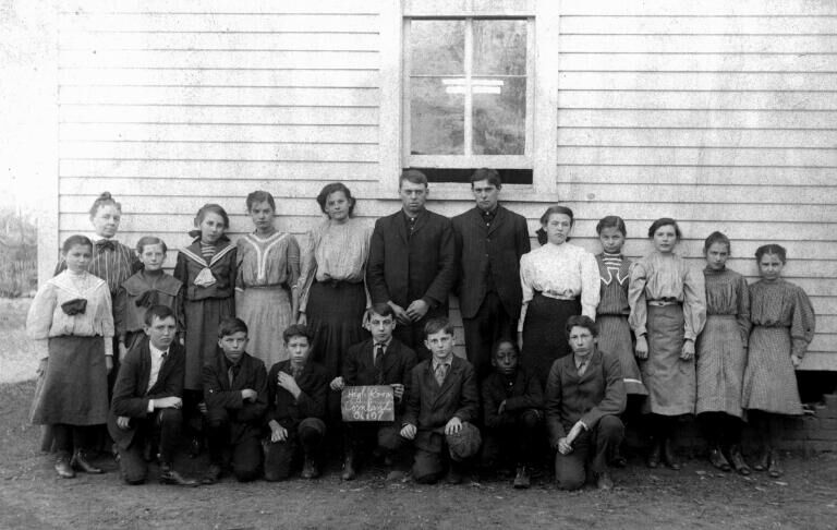Cornland School Date Unknown